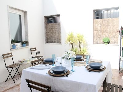 Photo for Bairro Alto Top Situation Apartment with a Patio