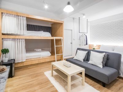 Photo for No5★TH39★Private Terrace Room, 7mins to EmQuartier