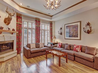 Photo for Four Bedroom Condo in Beaver Creek - Huge Patio