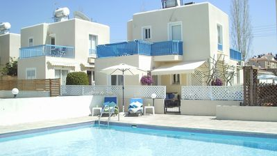 Photo for Villa With Communal Pool, Near To Harbour Area