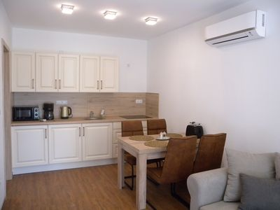 Photo for Holiday apartment with luxurious furnishings at the marina