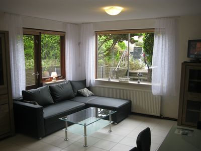 Photo for Nice quiet bright 3 room apartment in Strandnaher location