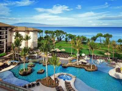 Photo for Westin Nanea Ocean Villas,  Relaxing haven on Ka'anapali Beach