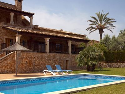 Photo for 4BR Country House / Chateau Vacation Rental in Felanitx, Baleares