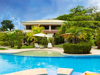 Poolside Villa with the Comfort of Home in the Tropics of Costa Rica!
