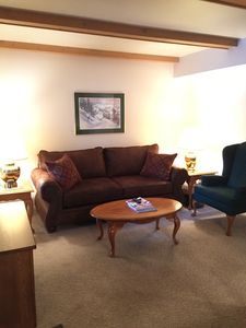 Photo for CLOSE TO PARK CITY VILLAGE LIFTS!  ON FREE BUS LINE! KING BED!
