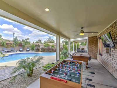 Photo for PE Scottsdale-Phoenix Sleep 28 Home ❤️ Near Events,Old Town,Best Golf-Dine Area-Big Pool-Spa-Boccie
