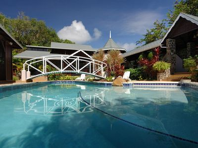 Photo for Exclusive boutique hotel in charming Bequia