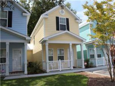 Photo for MRV05, 2-bedroom cottage in Myrtle Beach, 1 Block to the Beach!