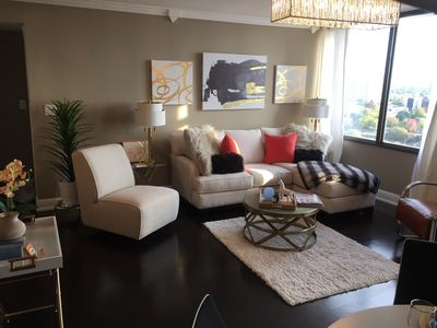 Photo for Furnished Downtown Penthouse Condo- ONE FINE STAY