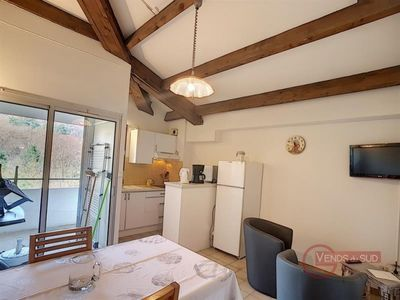 Photo for Apartment Lamalou-les-Bains, studio flat, 2 persons