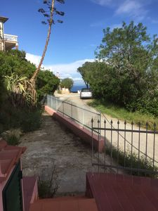 Photo for independently villa apartment 5 min from the sea area cable (Elba)