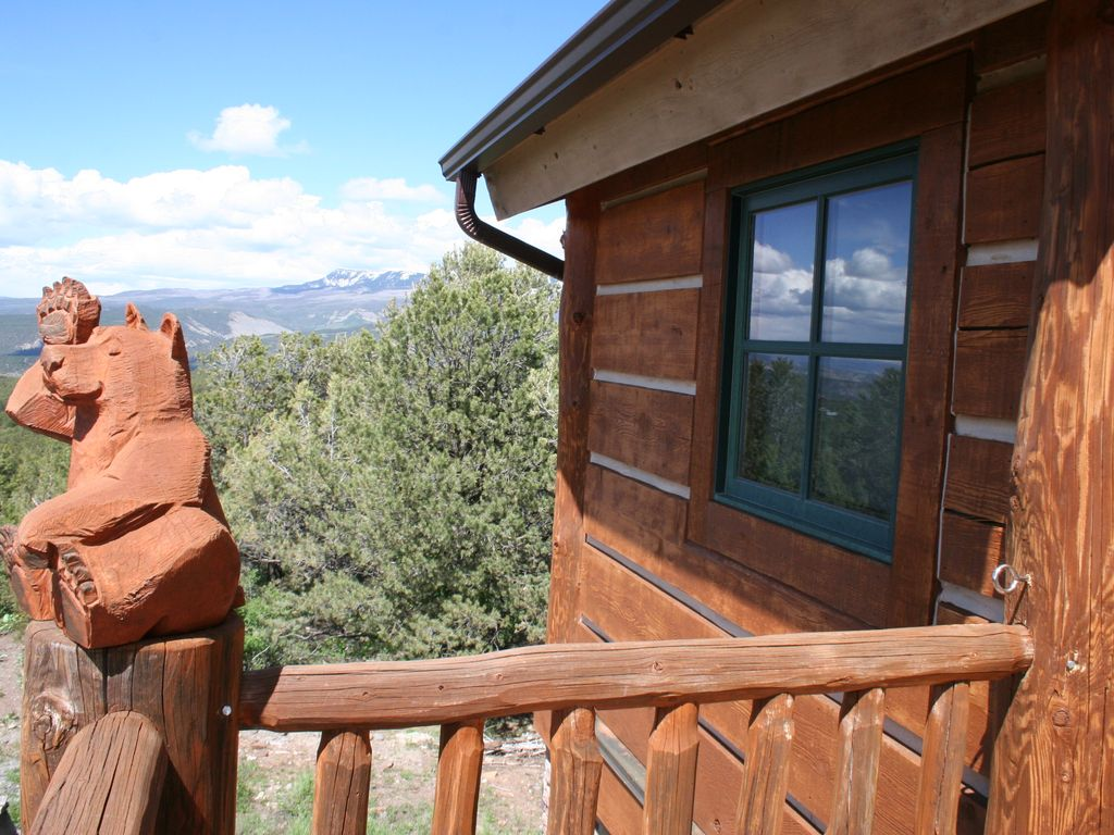 view cimmaron most and beach juan cabin san home secluded cabins ha luxury yards the deal cozy property from area spectacular valley colorado ouray conservation in image s bed