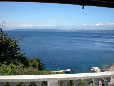 Photo for Apartment BT  - Merag, Island Cres, Croatia