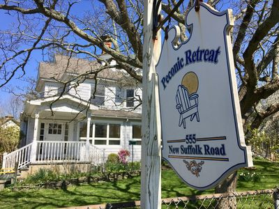 Photo for 6BR House Vacation Rental in Cutchogue, New York
