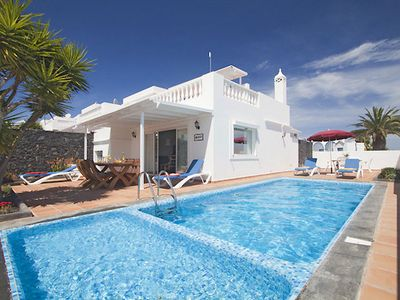 Photo for Casa Jasmine is a lovely semi-detached property is situated in the popular Los Mojones area of Puert