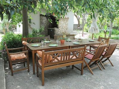 Photo for With garden and terrace - Holiday home Jardin