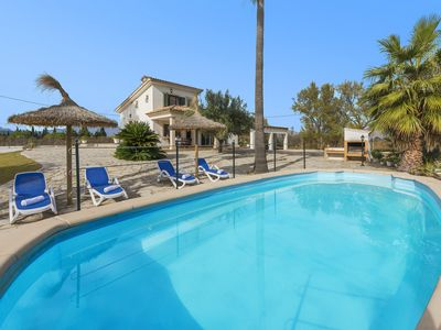 Photo for VILLA IDU 2 BEDROOM WITH PRIVATE POOL AND BBQ AREA