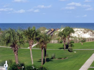 """Photo for Now accepting Summer and Fall bookings! - """"A Beach Break"""" Sunsets,Pool,Pets,WiFi"""