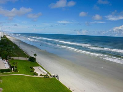 Photo for Oceanfront, Non-Driving beach, with amazing views from the ocean to estuaries
