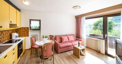 Photo for Holiday Apartment in a Quiet Location with Wi-Fi and Balcony; Pets Allowed