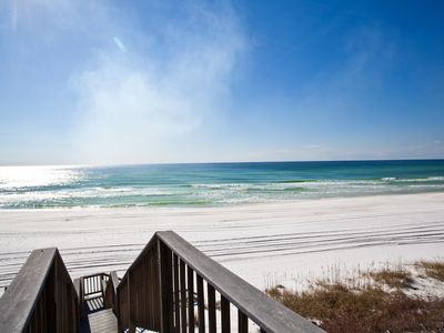 Photo for One lot from beach, Gulf View, Pool - A Perfect Summer West, Seagrove Beach
