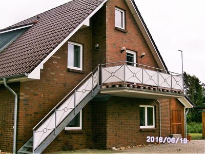 Photo for Apartment Büsum for 2 - 3 people with 1 bedroom - Apartment in one or Mehrfamilienh