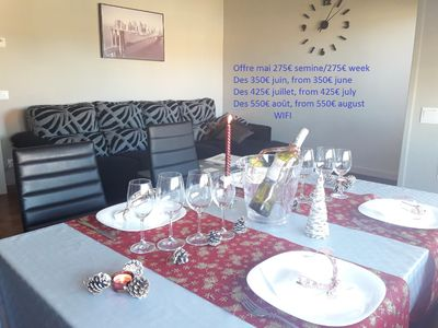 Photo for APARTMENT WELL EQUIPPED NEAR BARCELONA