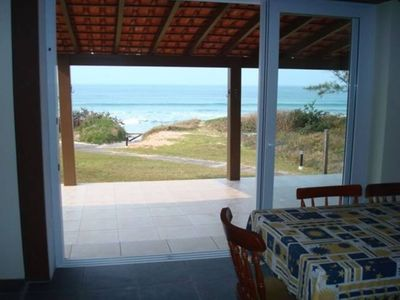 Photo for Excellent House by the Sea - Paradise in Garopaba - Morrinhos