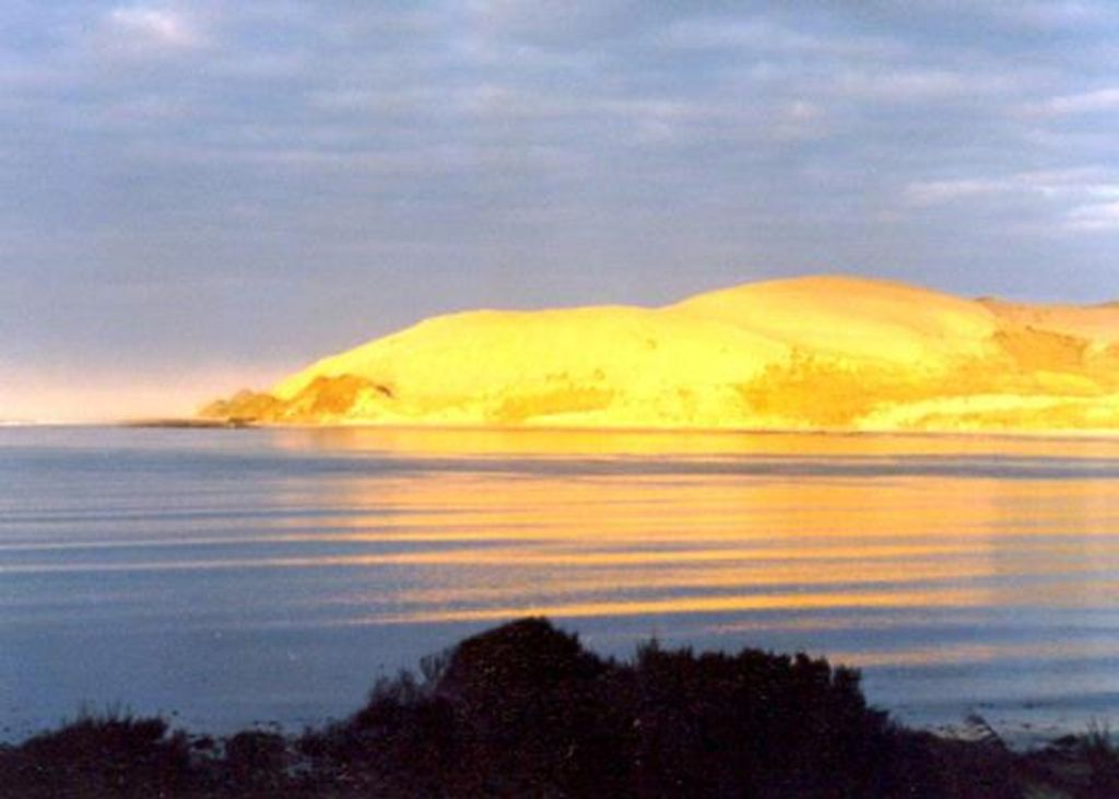 Opononi (North Island, New Zealand)
