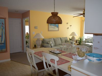 Photo for Quiet Relaxation in North Ocean  Easy Walk to the Beach & Amenities!