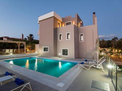 Photo for Holiday house Rethymno for 6 - 10 persons with 5 bedrooms - Holiday house