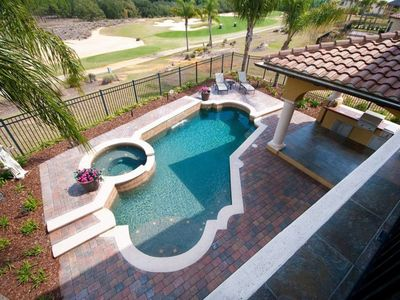 Photo for How to Rent Your Own Private Luxury Holiday Villa with Private Pool on Reunion Resort and Spa, Orlando Signature villa 1292