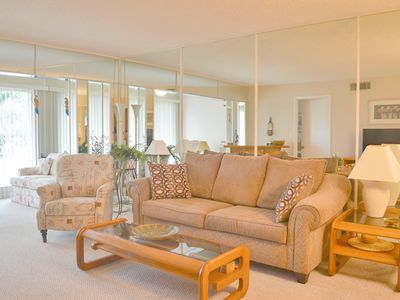 Photo for Clean and spacious condo in Naples Sunrise