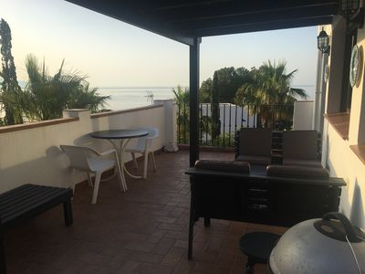 Photo for Apartment 4 people 300m splendid beach sea view
