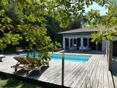 Photo for Villa for rent in Hossegor for 12 people