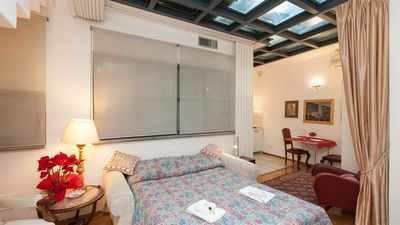 Photo for Orso Loft-Studio 883 apartment in Centro Storico with air conditioning.