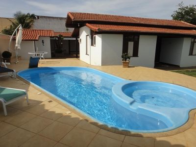 Photo for Great house 200/250 meters from Geribá beach - Rent
