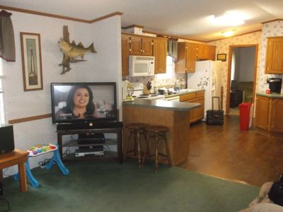 Photo for Lake Texoma Getaway - An absolute quiet place to relax