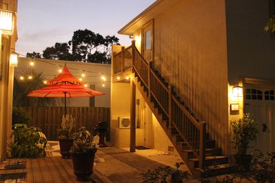 Welcome to the Carriage House, your base camp for exploring Sarasota.