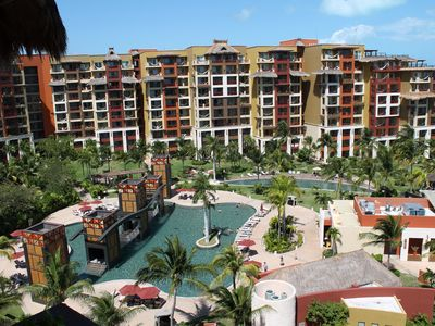 Photo for ENJOY THIS LUXURIOUS 5 STAR VILLA GROUP RESORT IN MEXICO