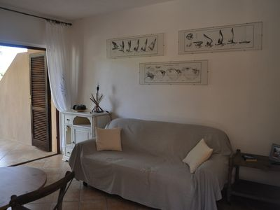 Photo for Apartment with view and garden S. Teresa of Gallura