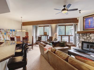 Photo for 2Br/2Ba Condo in Osprey- Closest Hotel to a Chairlift in Usa
