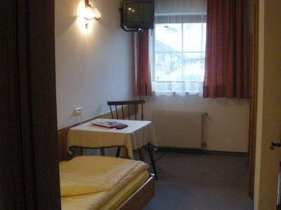 Photo for Single room with shower, WC - Rieder, Pension