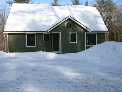 Photo for Brand New!  Just 5 Minutes From Gore Mountain Family-Friendly