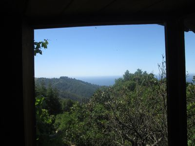 Photo for Big Sur Hand Crafted Cabin with Bungalow & Tipi: Spectacular Coastal Retreat