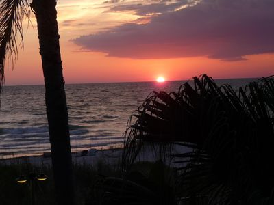 Photo for Stunning Gulf Sunsets, Newly Renovated, Full Beachfront, Enjoy!