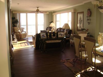Photo for Beautiful Daytona Ocean-Front Condo-Everything You Can Imagine