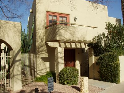Photo for Deluxe Comfortable Private Resort Style Townhome in the Best area of Scottsdale