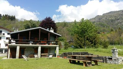 Photo for 3BR Chalet Vacation Rental in Antey-Saint-Andrè, Valle d'Aosta